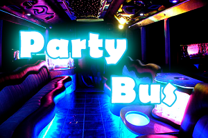 Party Bus in Melbourne