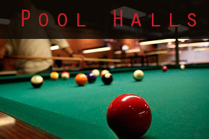 Pool Halls in Melbourne